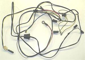air conditioning wiring harness w heater wiring 1968 70 amc rh autoobsession com 1971 amc javelin wiring harness