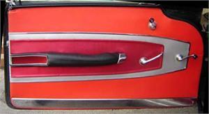 1958 Chevrolet Impala Door Panels & Inner Rear Panels