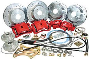 Rear Brake Hardware Kit 67-69 Camaro Rear Brake Wheel Cylinders KIT NEW