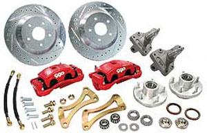 Disc Brake Conversion Kits Stock Height Chevelle El