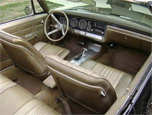1967 Chevy Impala Ss Hardtop Amp Convertible Interior