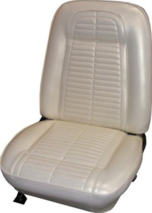 1967 Pontiac Lemans /&  GTO Coupe /& Convertible Bucket Seat Cover Pair