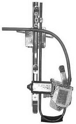 rear quarter power window kits  1992