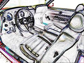 BUICK Le Sabre Automotive Restoration Parts